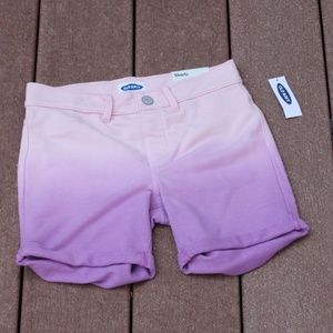 Old Navy Cotton Shorts Girl Size 10/12